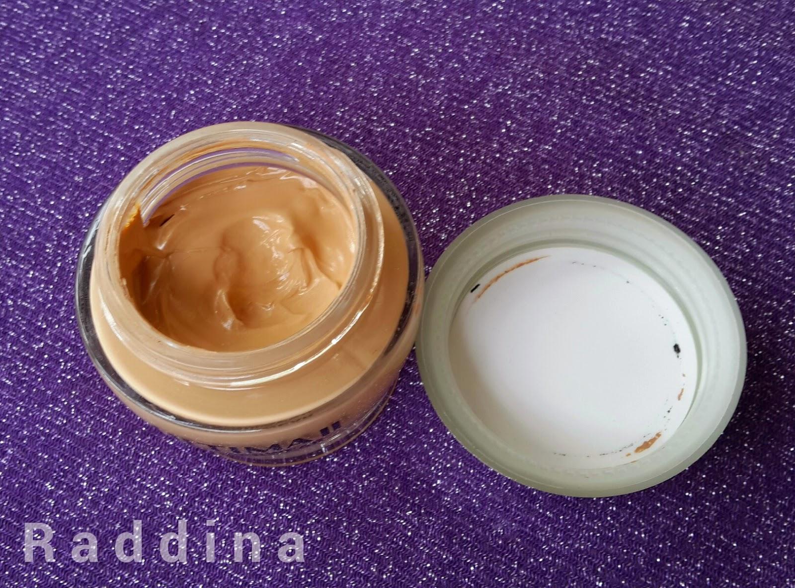 R A D D I N A Ultima II Wonderwear Cream Make Up