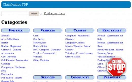 OSClass CMS : Open Source Classifieds (OSClass) is for classifieds