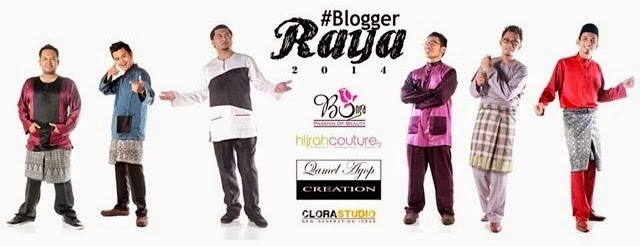 Blogger Raya 2014