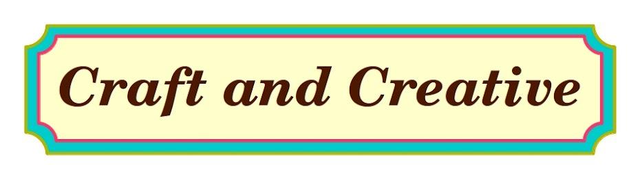 Craft and Creative