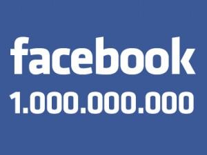 facebook 1 miliardo utenti