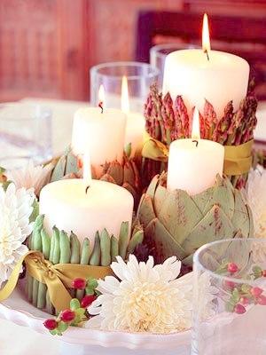 Cosas de palmichula buenas ideas decoracion original con velas - Como decorar con velas ...