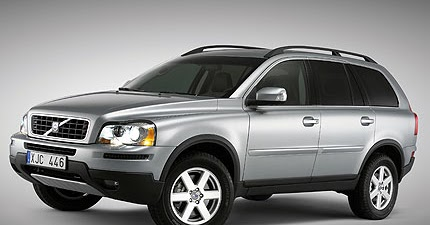 Volvo XC90   Car Review