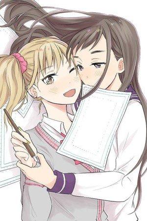 Watashitachi wa Koi wo Egakenai Manga