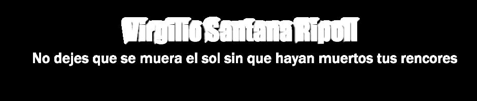 Virgilio Santana Ripoll