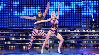 "Candela Ruggeri surprised ""Dancing 2015"""