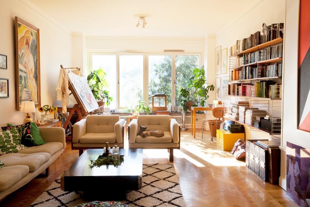 Blog deco - maison suédoise