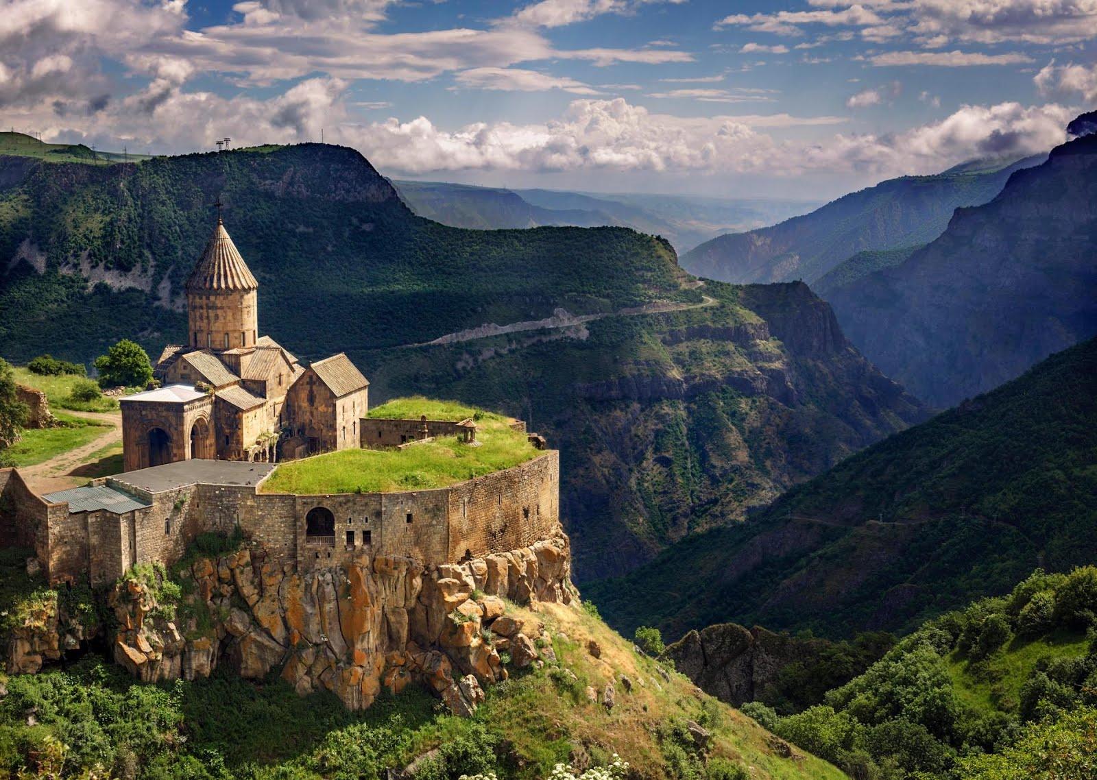 Arménie a ČR