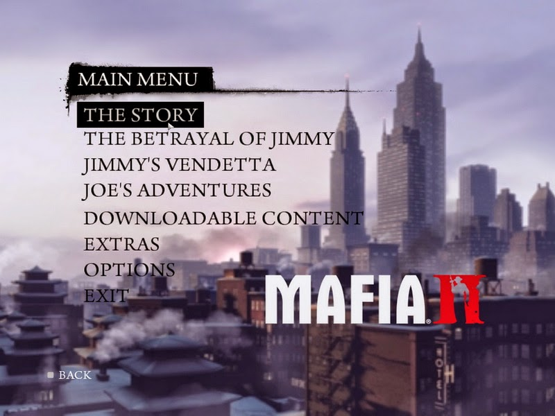 Free Download New PC Game: Mafia II + 3 DLCS full game PC ...