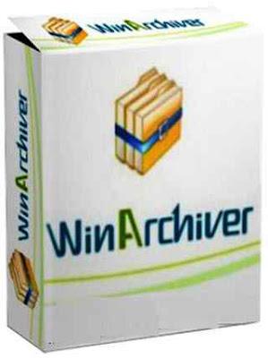 برنامج WinArchiver لفك وضغط الملفات بثبات