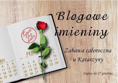 Blogowe imieniny