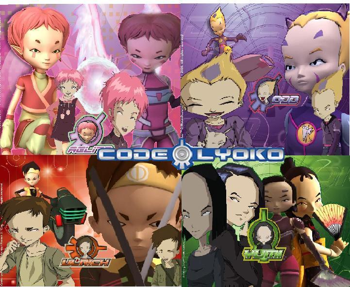 Code Lyoko Cartoon Galleries