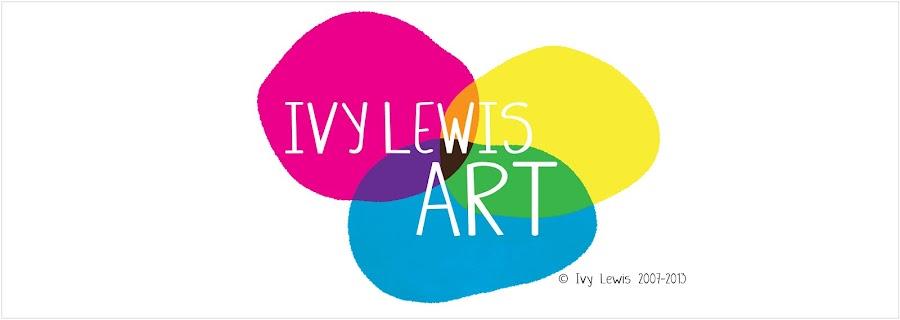Ivy Lewis' Art