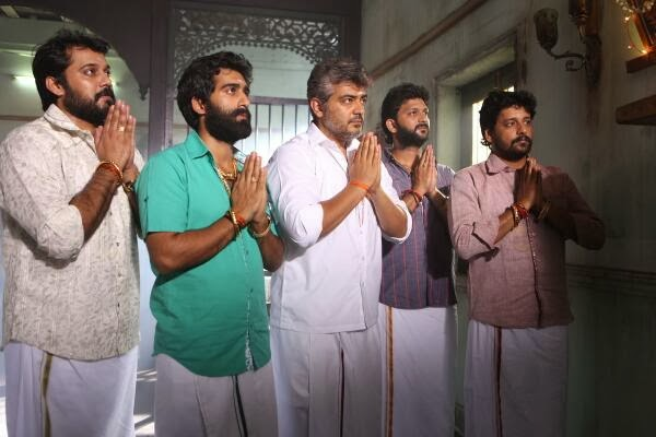 Ajith's Veeram 3 days Box Office Collection report