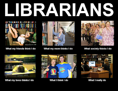 librarian what i really do