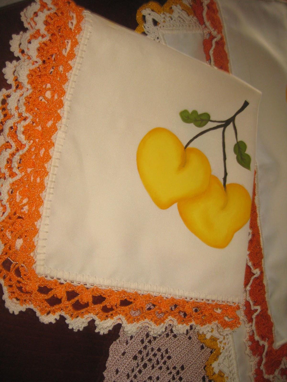 orillas en crochet para servilletas apexwallpapers