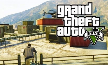 Download Game GTA V PC