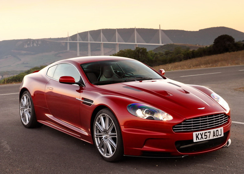 Aston Martin Dbs Infa Red Review Auto Review