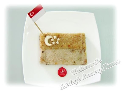 singapore, national day, glutinuous rice