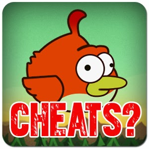 Clumsy Bird cheats?