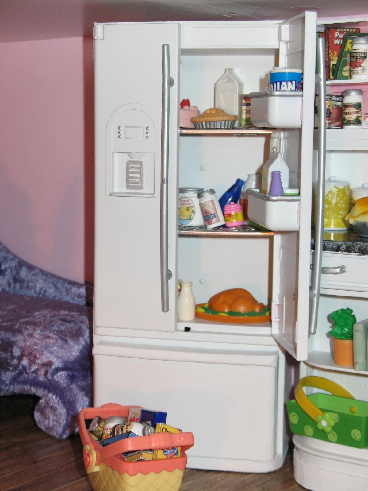 artsy fartsy barbie u0027s kitchen