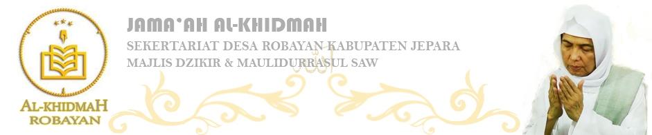 AL-KHIDMAH ROBAYAN