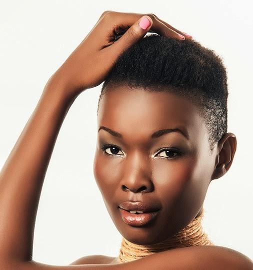 10 Pansy Black Beauty: NURU THE LIGHT: MY BLACK BEAUTY MISS UNIVERSE TANZANIA