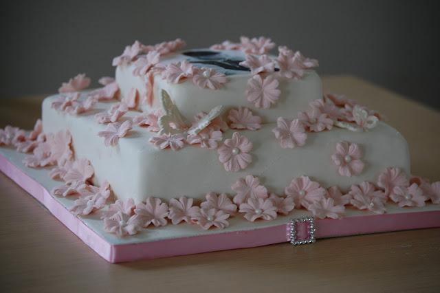 Justin Bieber sjokoladekake fra siden