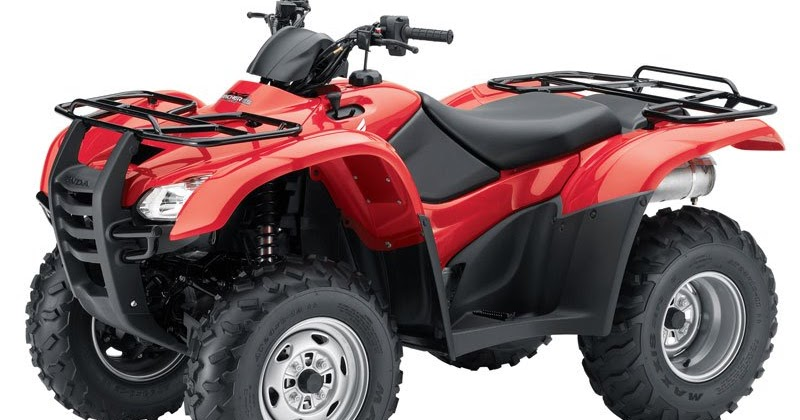 2007 honda rancher 420 manual