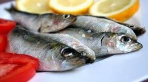 Sumber kalsium ikan sarden