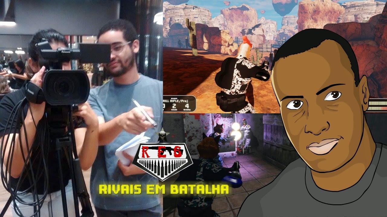 ENTREVISTA COM O DESENVOLVEDOR DO RIVAIS EM BATALHA