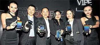 Lenovo, Celcom Axiata lancar Vibe Z