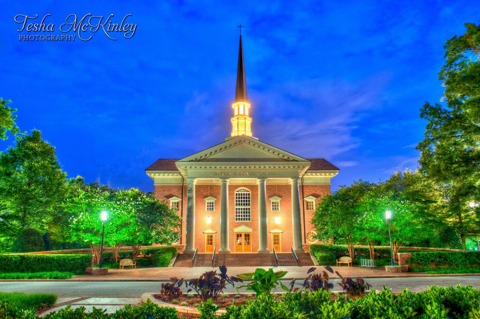 Tesha McKinley Photography: Furman University Campus