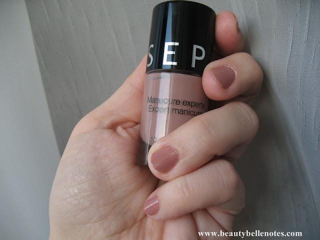 Sephora Expert Manicure Nail Polish  03 Tender Taupe
