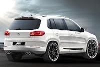 Volkswagen Tiguan Facelift by ABT