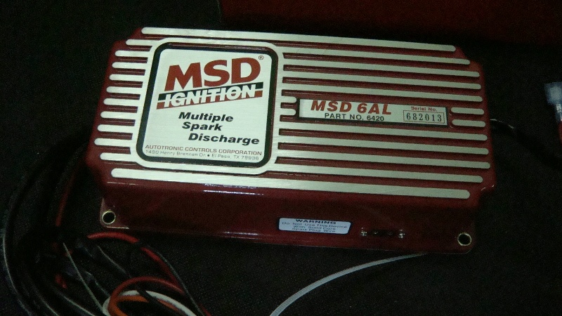 Msd Ignition Al Model on Ford Ignition Wiring Diagram