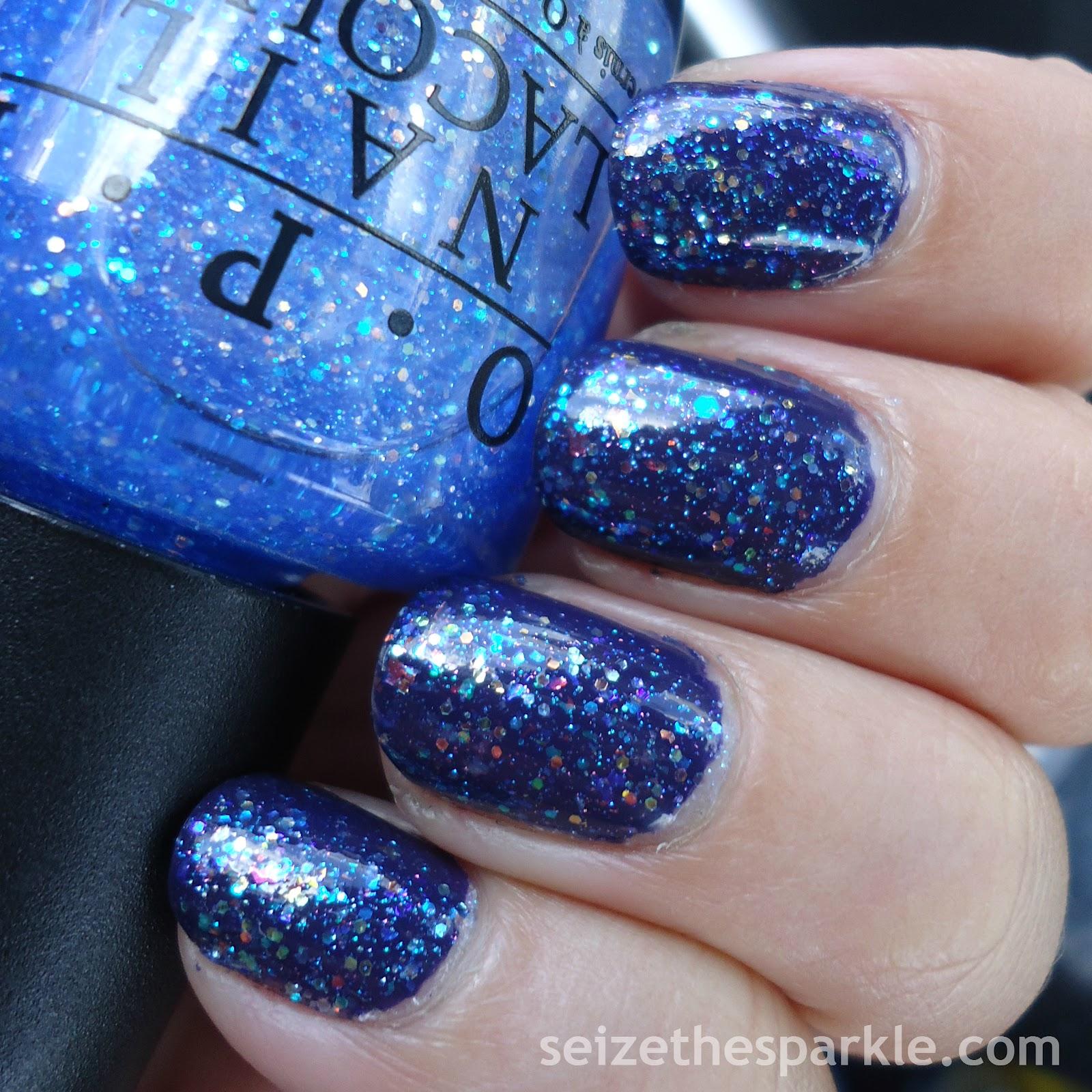 Opal Glitter Nail Polish: Fishbowl Friday 052 // Opal