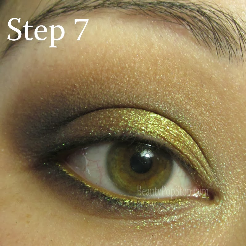 valentine's day makeup tutorial using make up for ever aqua eyes 0L and stila smudgestick koi