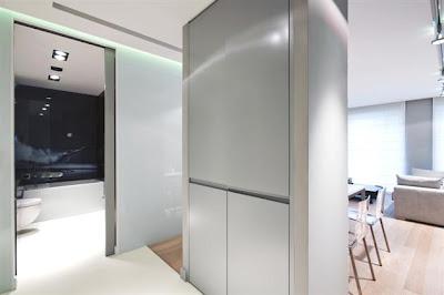 Desain Interior Minimalis Serba Putih 3