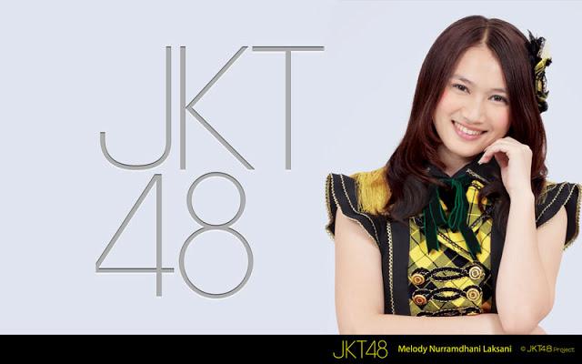 Kumpulan Foto Terbaru MELODY JKT 48 2014