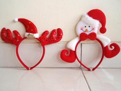 Hadiah Bando Natal