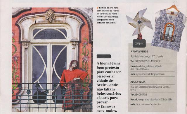 a Porta Verde, vintage, loja vintage, Aveiro, Portugal