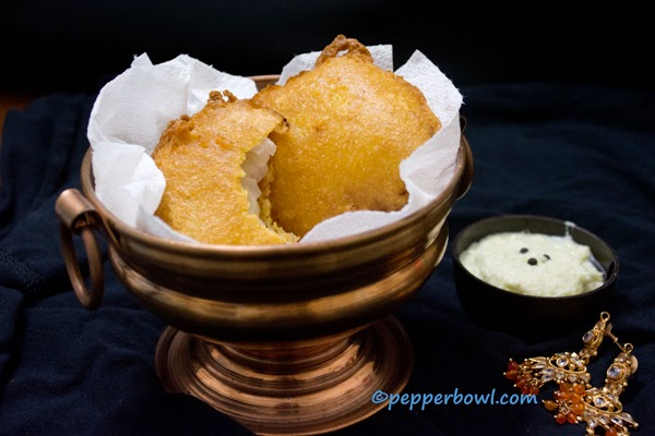 Quick Onion Bajji Recipe Onion Fritters