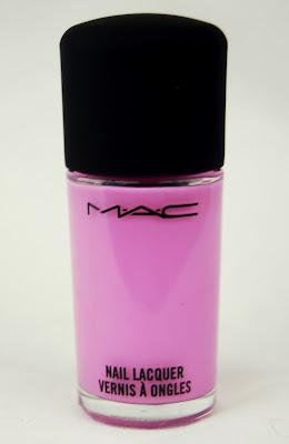 MAC Beth Ditto Nail Lacquer in Vagabondage