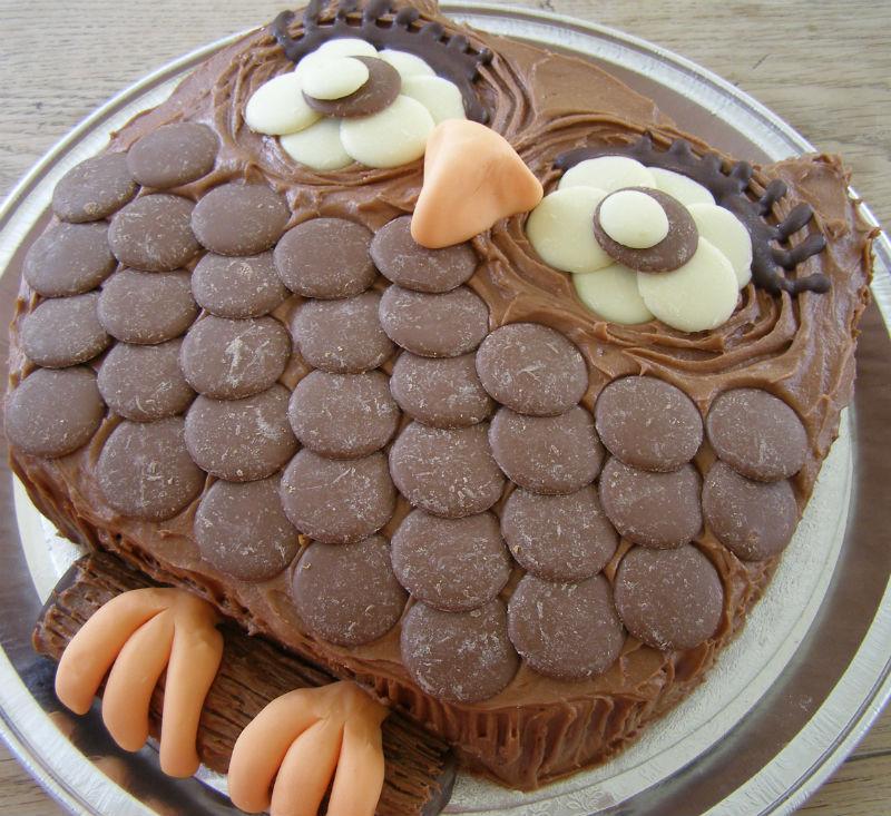 Fan My Flame Cake Testing