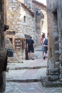 Eze Village, Cote d'Azur, quaint French Village