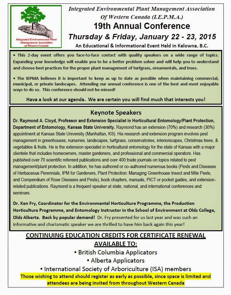 Iepma: Conference Agendas