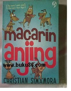 Novel Macarin Anjing Bekas