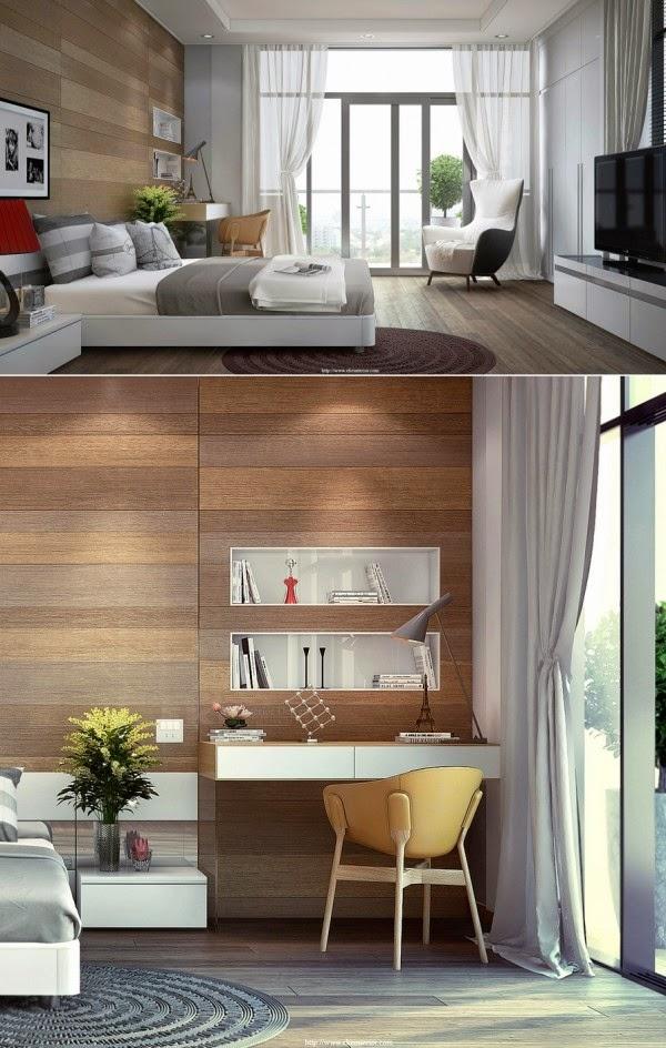 Hogares frescos 20 modernos dise os de dormitorios para - Dormitorios de diseno ...
