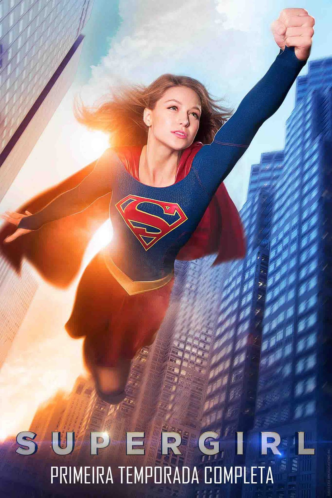 Supergirl 1ª Temporada Torrent - WEB-DL 720p e 1080p Dual Áudio (2016)